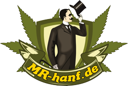 Mr. Hanf logo