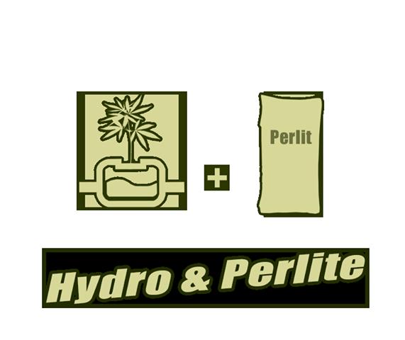 Hydro & Perlite