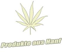 Produkte aus Hanf
