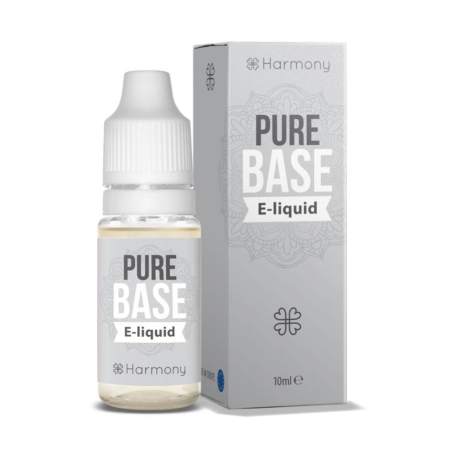 Harmony - Eliquid - Pure Base - 10 ml