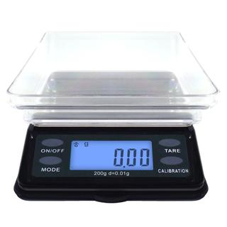 Digitalwaage - MTW 200 - 0,01g