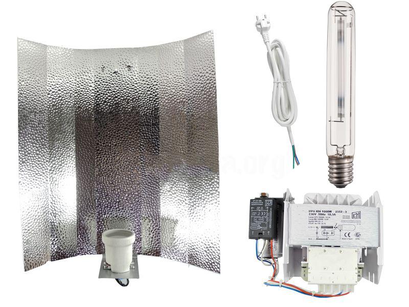 400 Watt Kit mit Philips SON-T Plus