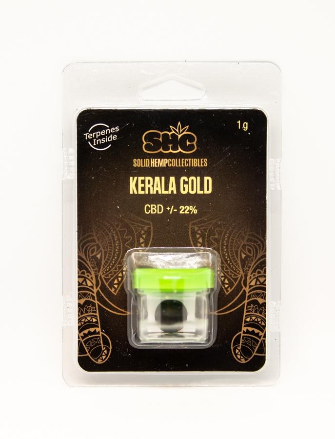Kerala Gold CBD Pollen 22%