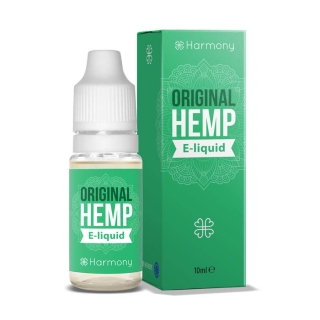 Harmony - Eliquid - Original Hemp - 10 ml