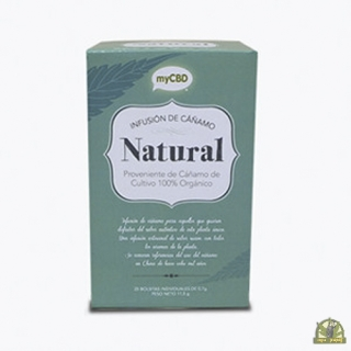 CBD Natural Tea