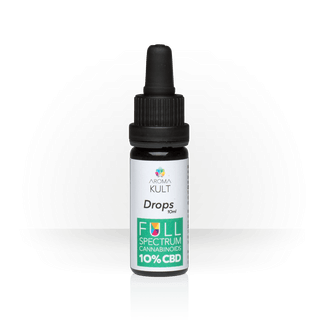 Aromakult Tropfen Vollspektrum 10 % CBD - 10 ml / 50 ml