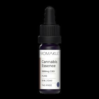 Aromakult Tropfen Pur 10 ml / 15 % CBD