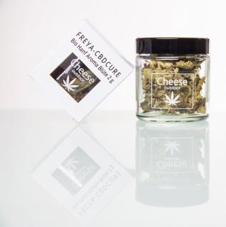 Bio Hanf CBD Blüten 6 % CBD - Vanilla Kush 2 g