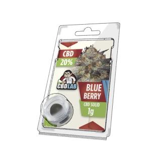 CBD Lab Jelly 20 % Blueberry 1 g