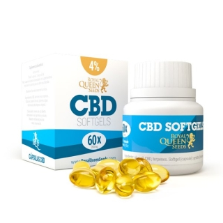 CBD-Öl-Kapseln