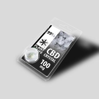 CBD PURE CRYSTALS 99% - 100mg