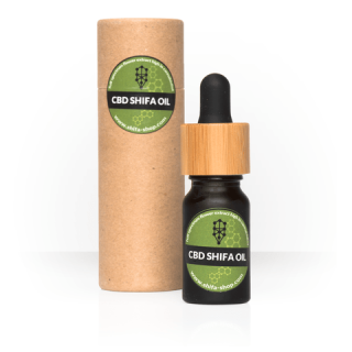 CBD Shifa Oil, 6 % - 10ml