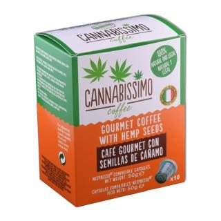 Cannabissimo Kaffeekapseln