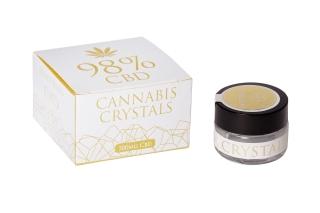 Endoca CBD Cannabiskristalle 99%