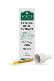 ENECTA - 10% CBD ÖL