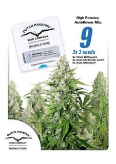 High Potency Autoflowering Mix