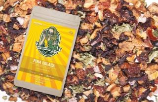 Pina Colada CBD-Blüten Tee