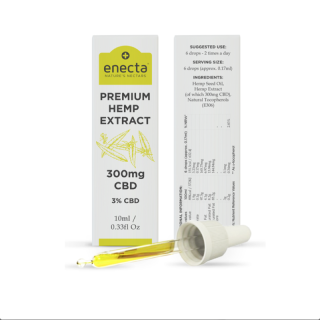 Enecta - Premium 3 % CBD ÖL