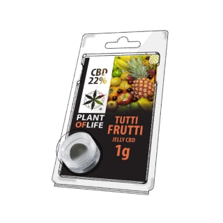 Tutti Frutti 22% CBD Jelly 1 g (copy)