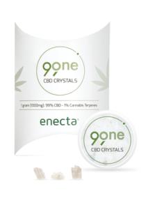 Enecta - 99ONE CBD Kristalle 1 g
