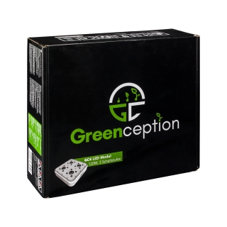 Greenception GC 4 LED 128 W