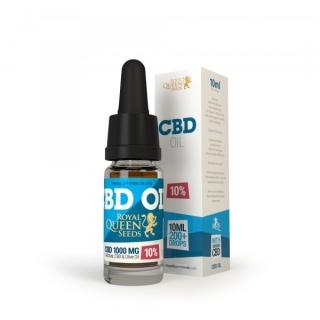 RQ - CBD Öl 2,5%, 4% und 10%